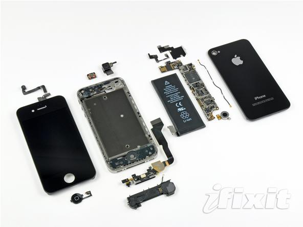 The New Verizon iPhone Dissected