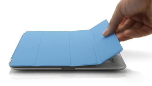 The Coolest iPad Cover EVER (Oh... And the New iPad 2)
