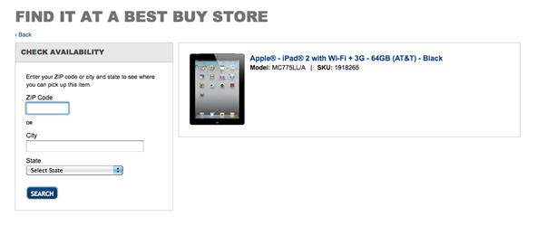 How To Track Down an Apple iPad 2 (All Models) in Stores or Online