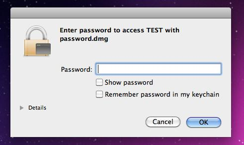 How To Password Protect Files and Folders in Mac OS X (Snow Leopard)