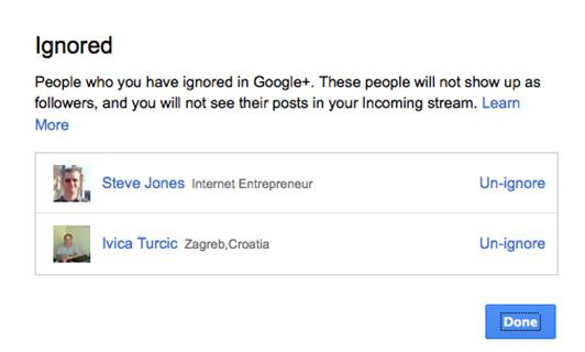 How to Deal With Annoying People on Google+ & Facebook - Business
