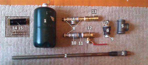 How To Build an All-Metal Piston Valve Air Gun