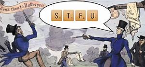 Scrabble FIIIIIIIGHT!
