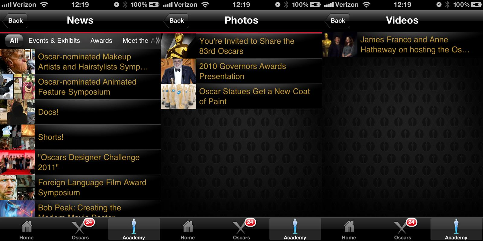 Make Your Oscar Night Interactive With These 2 Apps For Your