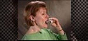Use a powder disk asthma inhaler