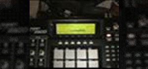 Direct record using the Akai MPC2500
