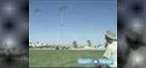 Flya 2 line delta kite