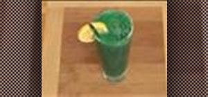Make an Electric Lemonade cocktail