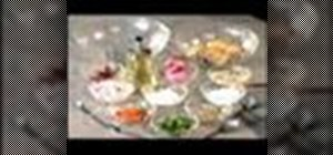 Prepare Indian recipes with vegetables