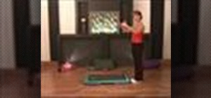 Dobasic step aerobics