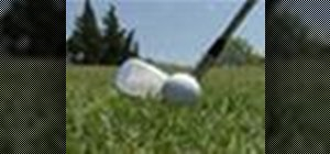Stop shanking your golf shot