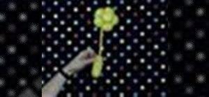 Makea balloon flower
