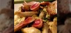 Cook rabbit fricassee with Gordon Ramsay