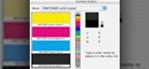 Select colors in Photoshop