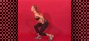 Exercise with the alternating split squat jump