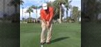 How to Chip from a good lie when playing golf