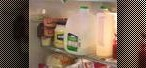 How to Stop odors when a refrigerator is switched off
