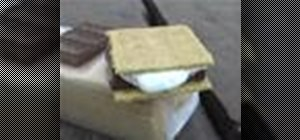 Make Campfire S'mores in Your Backyard
