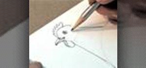 Draw a chicken with Jan Brett