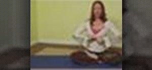 Do the yoga sun salutation routine