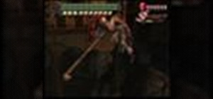 Jump cancel with Dante or Vergil in Devil May Cry 3