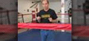 Use jump rope exercises for boxing