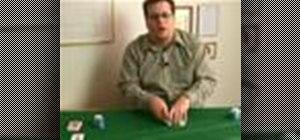 Play baseball poker