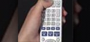 Program the Panasonic remote DMR-ES15 (ES25) for TV's