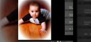 Use vignette & film grain control in Blur It in iPhoto