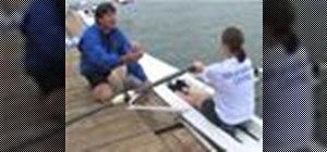 Have proper rowing technique