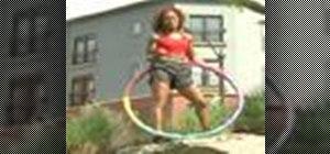Hula hoop like a pro