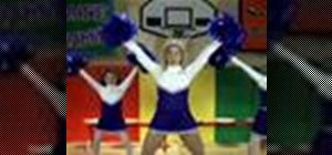 """Do the """"Who R U Yelling For"""" cheer for cheerleading"""