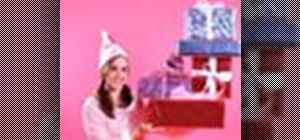 Color code your Christmas gifts to avoid destination mix-ups