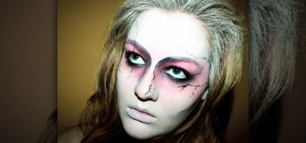 How to Apply zombie makeup for Halloween « Holidays :: WonderHowTo