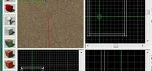Use the basic tools of the Valve Hammer Map Editor