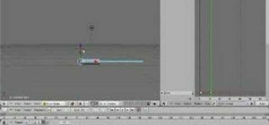 Animate a 3D Lightsaber in Blender
