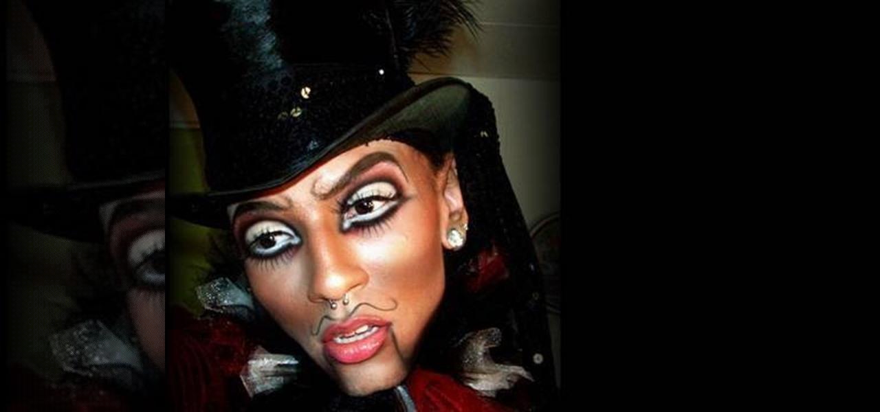 a Halloween Ventriloquist