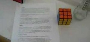 Take care of your Rubik's Cube with these tips