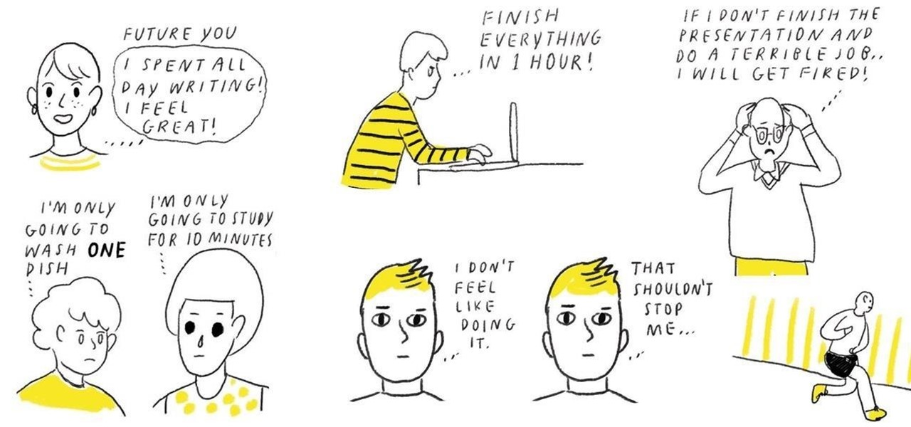 9 Mind Hacks for Avoiding Procrastination