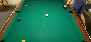Play the Carom pool billiard game