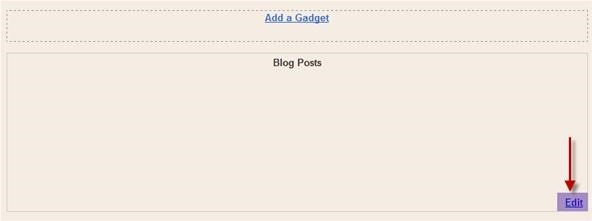 How-To-Create A Static Home Page In Your Blog (Blogger)