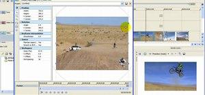 Convert video to wide format in Sony Movie Studio