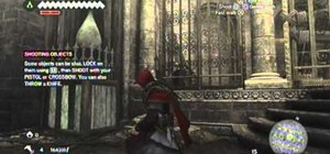 Find the Palazzo Laterno shrine in Assassin's Creed Brotherhood