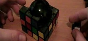 Assemble a 4x4 rubik's cube