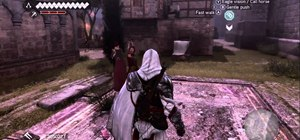 Farm bandits for rare trade objects in Assassin's Creed: Brotherhood