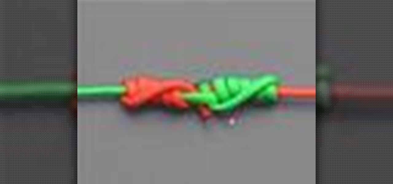 How to tie the blood knot with a knot tying animation for Blood knot fishing