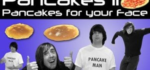 Cook pancakes in Stop Motion