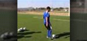 Master the Panenka penalty soccer kick with Woody