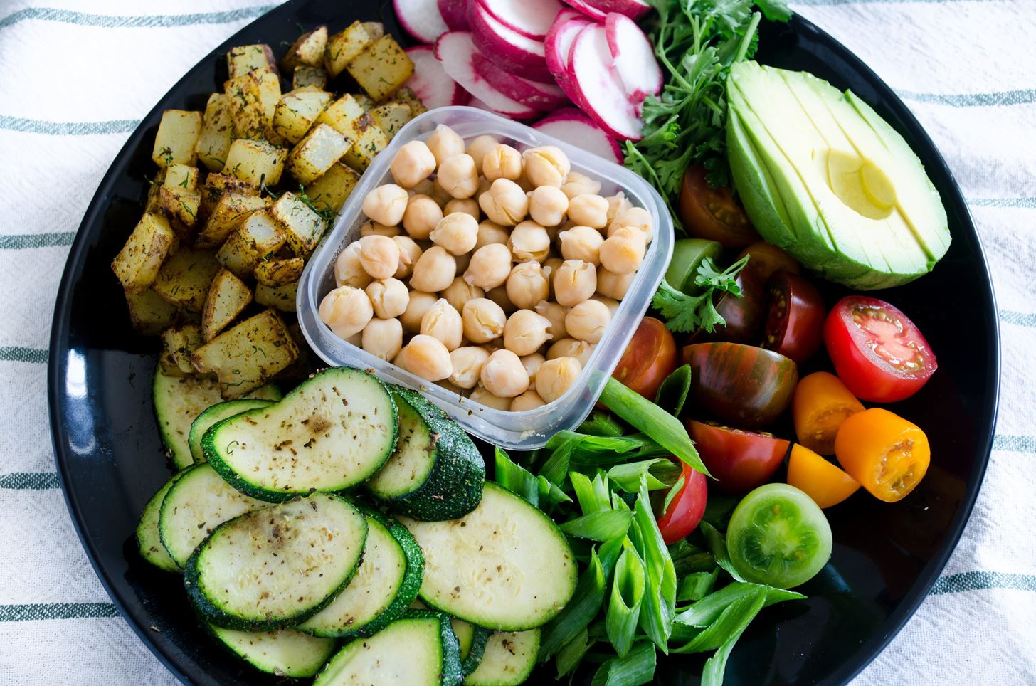 How to Make Beautiful, Insta-Worthy Buddha Bowls