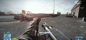 Level your weapons up fast in Battlefield 3